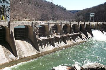 concrete gravity dam