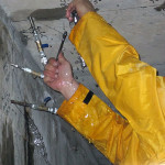 packers for chemical grouting