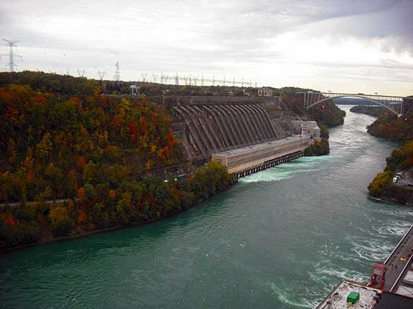 water cutoff in kasrt limes power station niagara