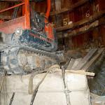 deep shaft construction